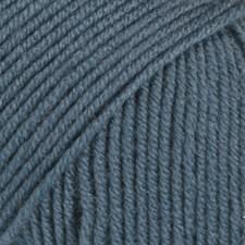 Drops, Baby Merino Uni Colour, Garn, Ullgarn, 50 g, Petrol 42