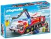 Flygplatsbrandbil med ljud och ljus, Playmobil City Action (5337)