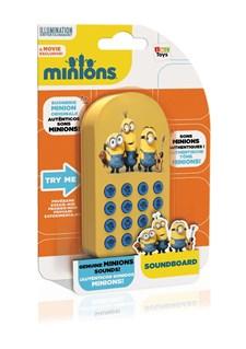 Soundboard, Minions