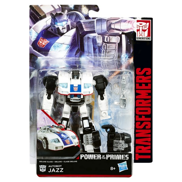 Autobot Jazz  Power Of The Primes  Transformers Generations