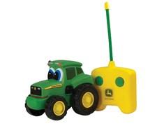 Johnny Traktor med fjernkontroll, John Deere