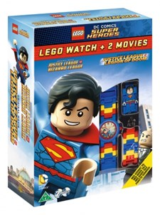 Lego DC Comics Super Heroes - Double pack + Lego Superman-klocka