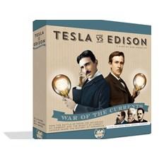 Tesla vs Edison, Lautapeli (EN)