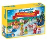 1.2.3 Adventskalender 2016, Jul på bondegården, Playmobil (9009)