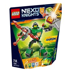 Aaron i stridsrustning, LEGO Nexo Knights (70364)