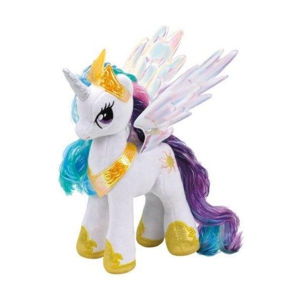 Princess Celestia  Mjukisdjur 18 cm  My Little Pony - gosedjur