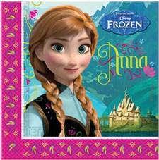 Disney Frozen -lautasliinat, 20 kpl