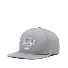 Herschel Lippalakki Whaler Heathered Grey