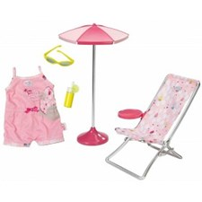 BABY born Deluxe, WOW Relax in the sun