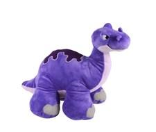 Dundrande mjukis-dinosaurie, Lila