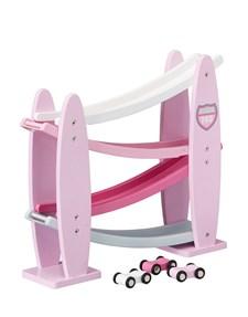 Racerbilbane,Rosa, Kids Concept