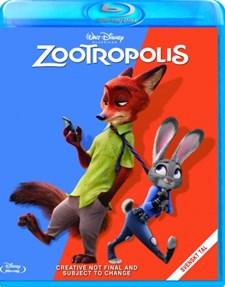 Disney Klassiker 54 - Zootropolis (Blu-ray)