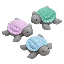 Badleksak Baby Turtlar, 3-pack, Rätt Start