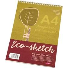Luonnoslehtiö Eco, A4 210x297 mm, 100 g, 25 ark