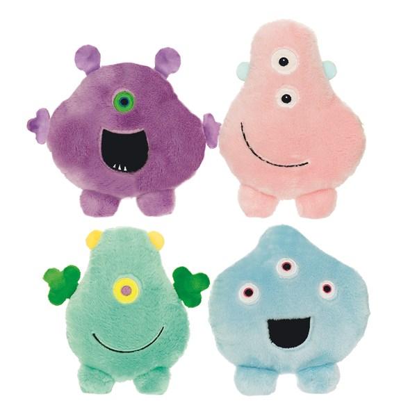 Monsters mjukisar  Teddykompaniet - gosedjur