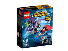 Mighty Micros: Superman™ mot Bizarro™, LEGO Super Heroes (76068)