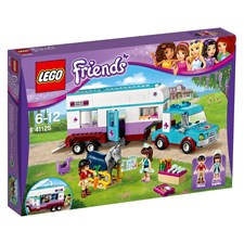 Veterinärens Hästtransport, LEGO Friends (41125)