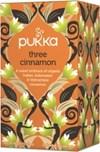 Pukka Te Three Cinnamon Tepåsar 20 st Ekologisk