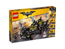 Ylivoimainen Batmobile, LEGO Batman Movie (70917)