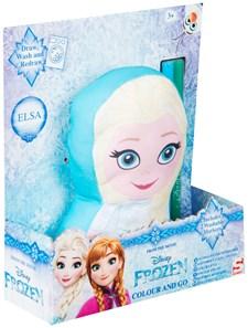 Måla din egen kudde, Elsa, Disney Frozen