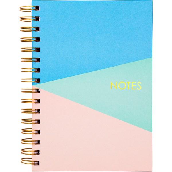 7f991090 Notatbok Burde A5 Tre Farger- skrivebøker | Adlibris Bokhandel ...