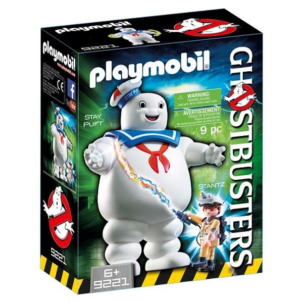 Marshmallow Man  Playmobil Ghostbusters (9221) - playmobil