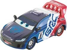 Disney Vars Carbon Racers Raoul Caroule Kilpa-auto