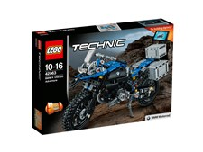 BMW R 1200 GS Adventure, LEGO Technic (42063)