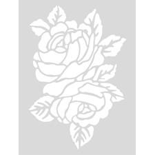 Sabluuna, Ruusut, medium 18,5 X 24,5 cm