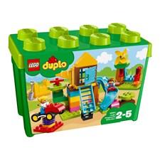 Stor lekplats Klosslåda, LEGO DUPLO My First (10864)