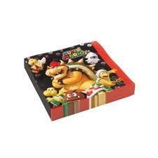 Super Mario servetter, 20 st