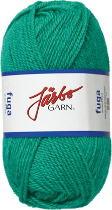 Fuga Garn Ullmix 50g Jadegrön (60162)