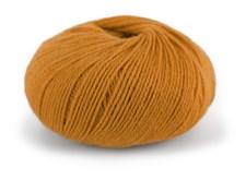Du store Alpakka Wool Garn Ullmix 50 g Saffrangul 519