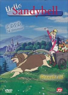 Sandybell  - Samlingsbox (5-disc)