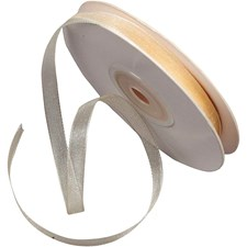 Band Organza 6 mm x 20 m Cream