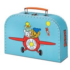 Bamse resväska, 25 cm, Turkos, Micki
