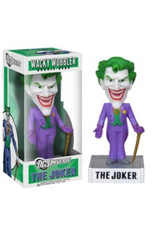DC Comics Wacky Wobbler Bobble-Head Jokeri 18cm