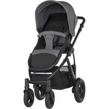 Sittvagn Smile II, Steel Grey, Britax