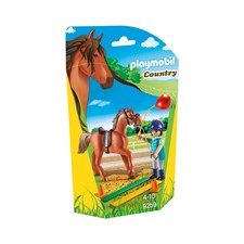 Hevosterapeutti, Playmobil Country (9259)