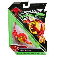Battle Rippers, Fire Metal, 1-pack, Jakks Pacific