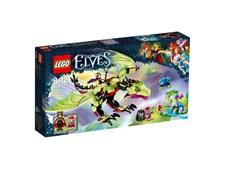 Menninkäiskuninkaan ilkeä lohikäärme , LEGO Elves (41183)