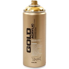 Sprayfärg Montana Gold 400 ml Guld