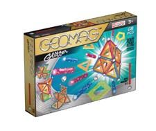 Geomag Glitter, 68 deler
