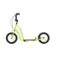 Yedoo Wzoom, Grønn, Sparkesykkel med lufthjul