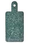 Ostebrett, Marmor, 18 x 40 cm, Grønn, House Doctor