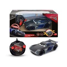 Jackson Storm, Radiostyrt bil, RC Turbo Racer, 1:24, Disney Biler 3