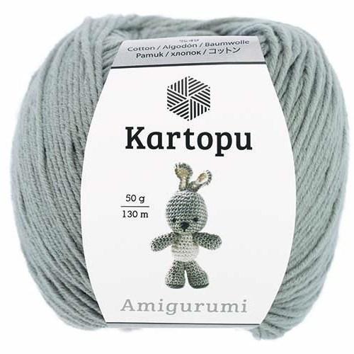 Kartopu Amigurumi 50g Grey K920
