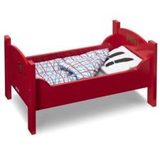 Pippi dukkeseng med sengetøy, Micki