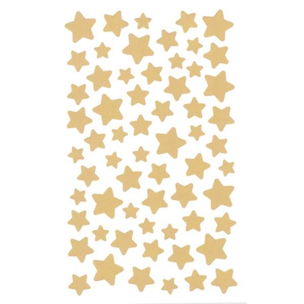 Klistermärken Stjärna 1 Ark