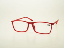 Lesebriller Lookiale Design +1.50 Red